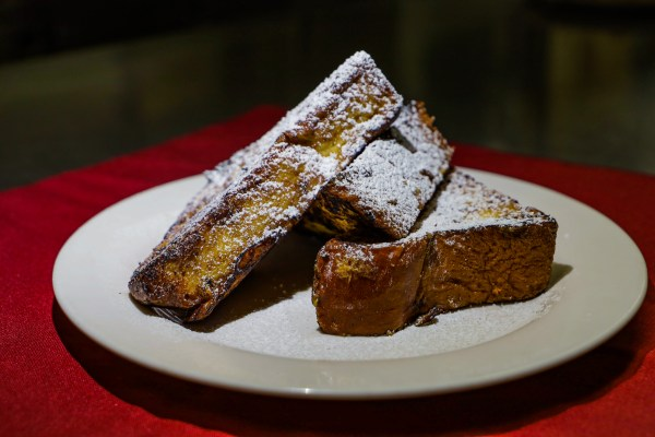 Creme Brule French Toast