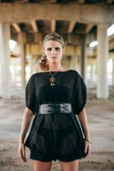 Fashion Shoot, Tulsa OK. Clothing design by Val Esparza, jewelry by me. Model: Gretchen Marie. Photography: bcreative | tulsa. Hair and Make Up: Rebecca Rose Griggs.