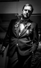 Runway Show at Marry Me Indie in Tulsa, OK. Model: Michael Greenlee