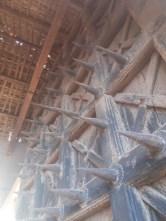 Darbargarh's gate up close