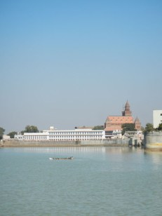 The Lake in Bhuj Town