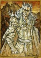 Lotr-sketchcard-Sauron-Annatar