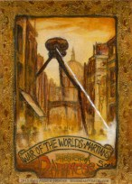 War of the Worlds by Soni Alcorn-Hender