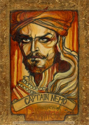 Captain Nemo by Soni Alcorn-Hender
