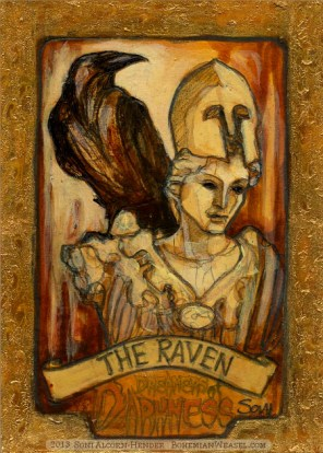 The Raven by Soni Alcorn-Hender