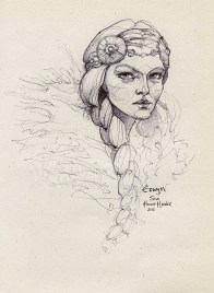 Éowyn by Soni Alcorn-Hender