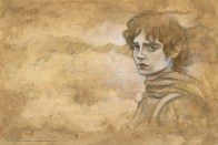 Frodo for The Hillywood Show, by Soni Alcorn-Hender