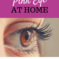 Treating Pink Eye At Home With Essential Oils