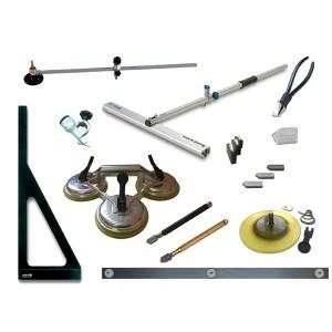 Инструмент для обработки стекла