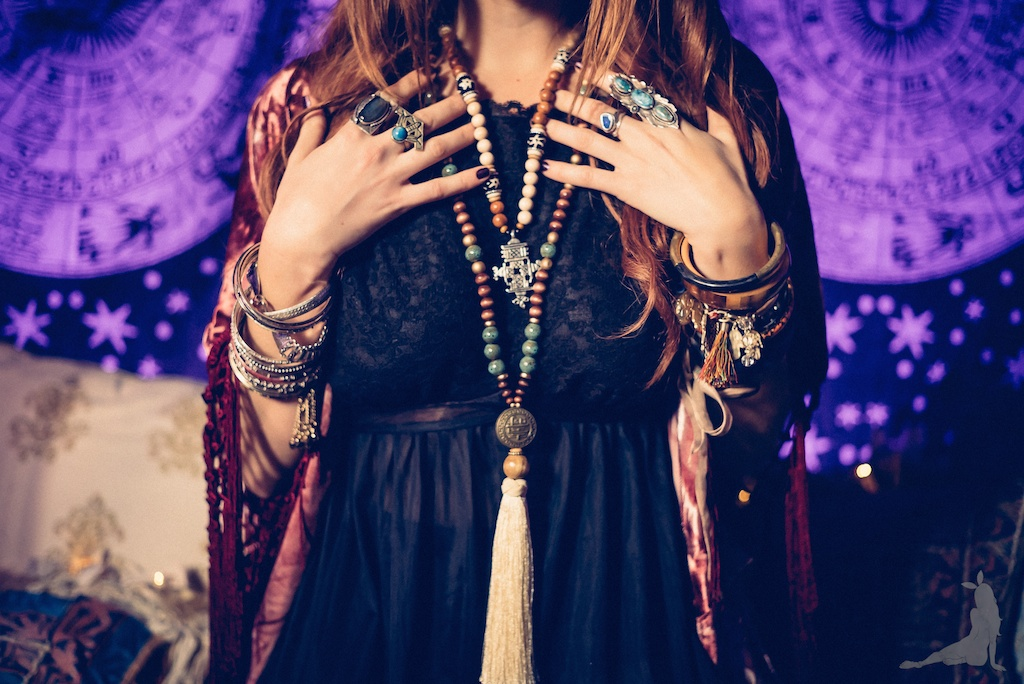 tracey-filapose-boho-bunnie-gypsy-jewels-bohemian-tapestry-decor-velvet-fringe-kimono-vintage-trippy-hippie-store-drip-candles-fortune-teller 25