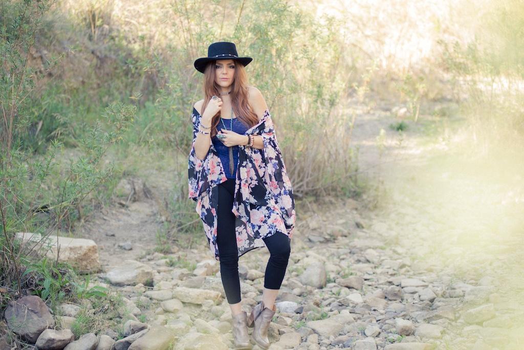 ruby-ribbon-kimono-shawl-floral-print-shape-wear-bohemian-western-bedstu 6
