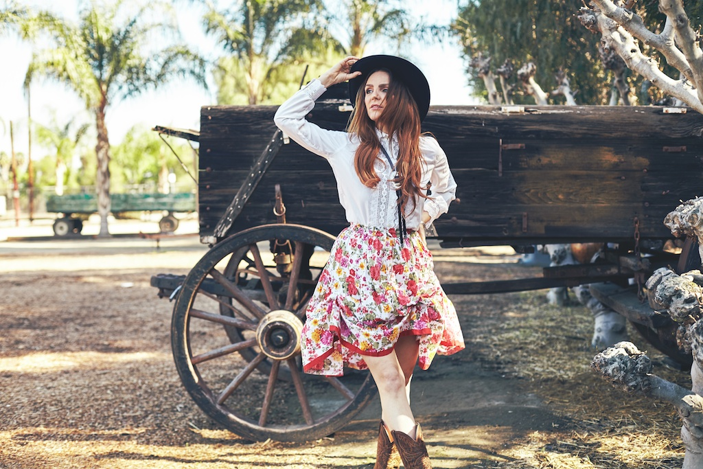 the-little-bazaar-most-wanted-dan-post-cowboy-boots-bolo-western-skirt-bohemian 11