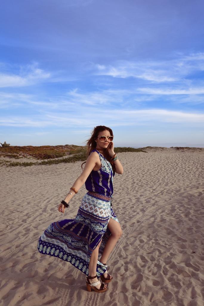 hale-bob-maxi-dress-bohemian-resort-fashion-blogger 26