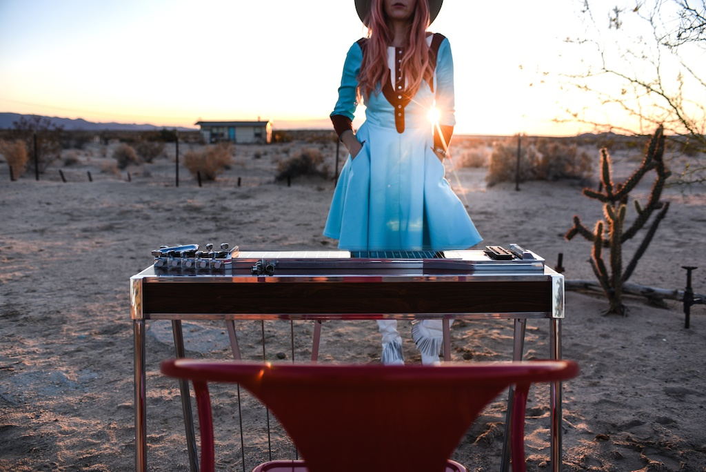 rockin-b-western-nudie-suit-dress-vintage-circle-skirt-fringe-boots-stetson-cowboy-hat-pedal-steel-guitar-female-player-boho-bunnie-joshua-tree-fashion-blogger-country-musician-andrea-whitt 16