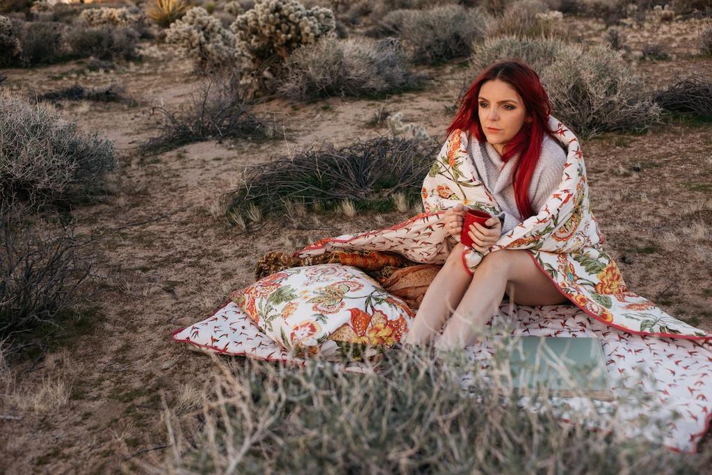 sleeping-bag-beauties-joshua-tree-bohemian-decor-coachella-blanket-desert-camping-glamping-eye-mask-boho-fashion-style-blogger 18