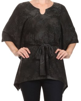 Boho Chic Bat Wing  Sweater