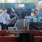 Tagbilaran starts Covid vaccination for persons with comorbidities