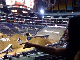 Freestyle Motocross at X Games XVIII