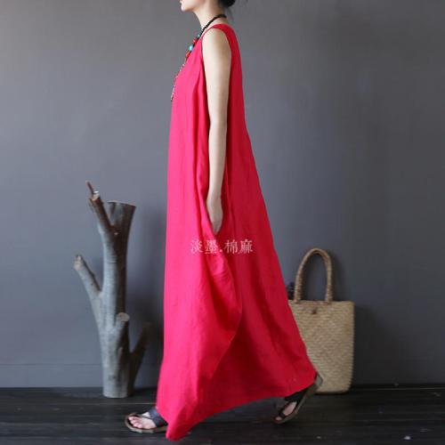 Pale ink летнее платье без рукавов