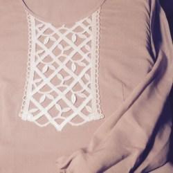 WonderMary бежевая блузка