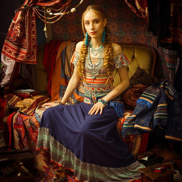 WonderMary платье с поясом