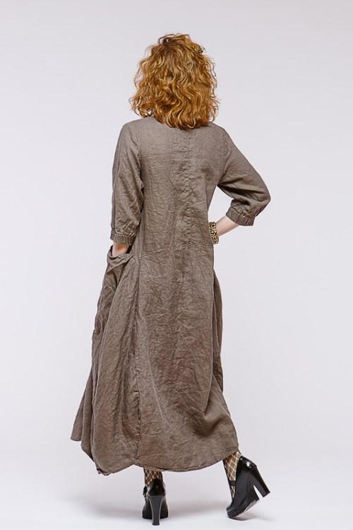 Kayros платье с объёмным подолом