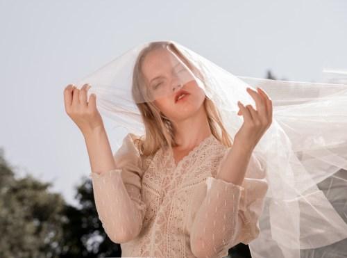 """WonderMary бохо платье """"Невеста из итальянской деревушки"""""""