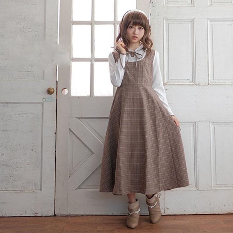 Платья на весну в стиле Мори, 2019