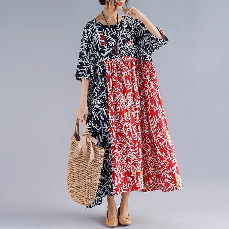 Wuxi платье с разноцветным принтом