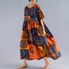 Wuxi платье с принтом квадраты