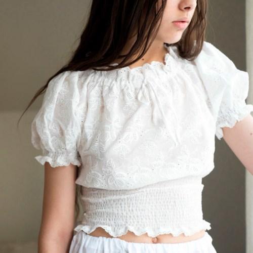 So-obraz белая блузка в стиле бохо в ассортименте