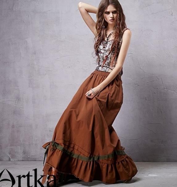 Artka юбка с бантом (шоу-рум)