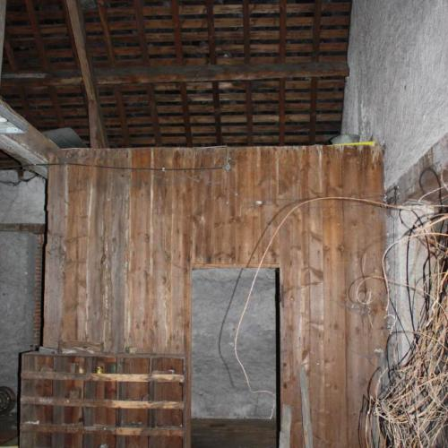 Garage auto en loft