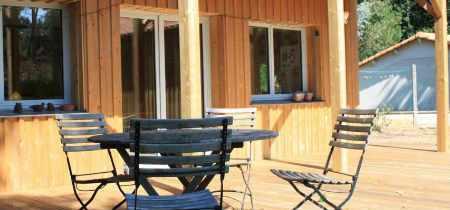 Maison passive au style «Cap Ferret»