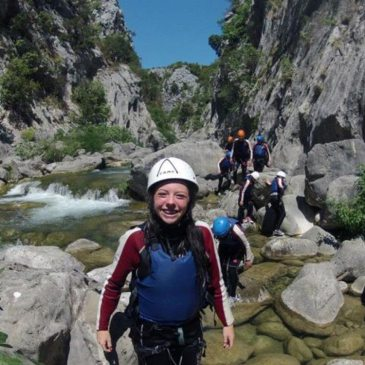 OMIŠ CANYONING IN CETINA RIVER CANYON