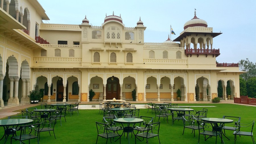 dining at rambagh palace, rambagh hotel, jaipur, taj group