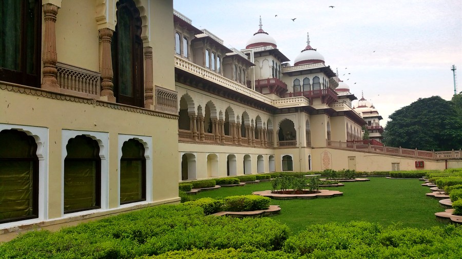 Rambagh Palace, Jaipur, India, Luxury Hotels