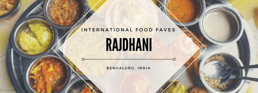 Rajdhani, Where to eat in Bengaluru, Indian Food, Buffet in India