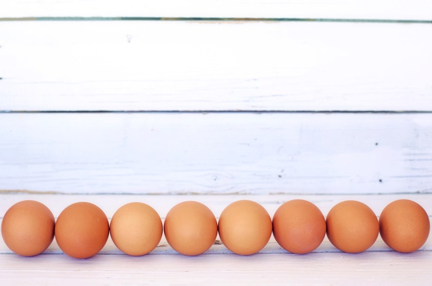 Eggs are a nutritional power houses, supplying protein; vitamins A, D and E; and minerals such as phosphorus, magnesium, iron, calcium and zinc.