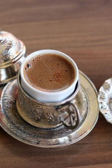 Moroccan coffee