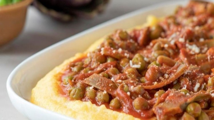 vegetarian polenta recipes