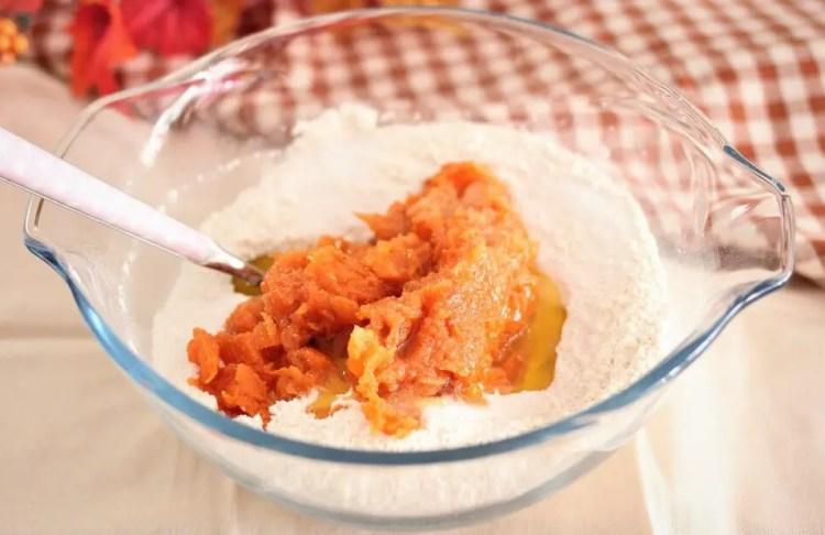 Pumpkin Focaccia