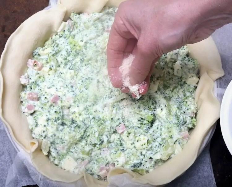 broccoli pie recipe