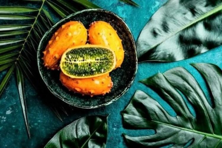 African horned melon