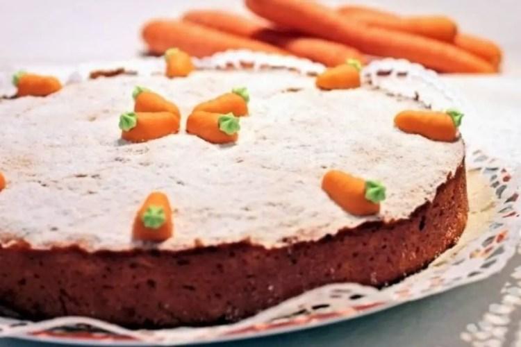 carrot and chocolate cake