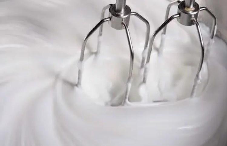 Ice cream with condensed milk