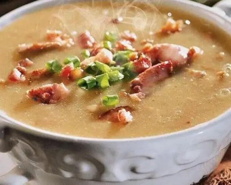Cassava Soup