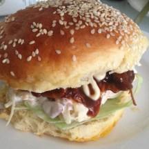 Der Burger ist vollendet!