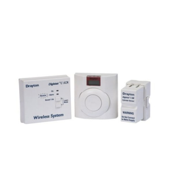 Drayton Thermostat Pack RF13616