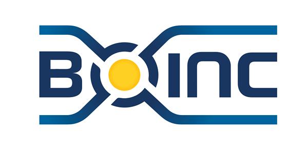 Logo Boinc de base souvent on n'affiche que le O